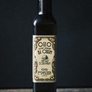 Scirinda olijfolie